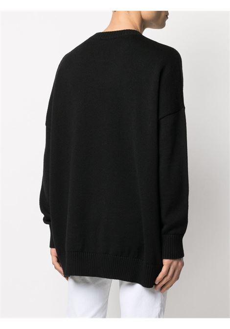 Black jumper DSQUARED | JERSEYS | S74HA1191S17789961