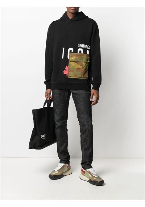 Black jeans DSQUARED | DENIM | S74LB0986S30357900
