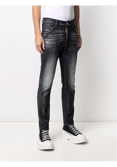Black jeans DSQUARED | DENIM | S74LB0999S30503900