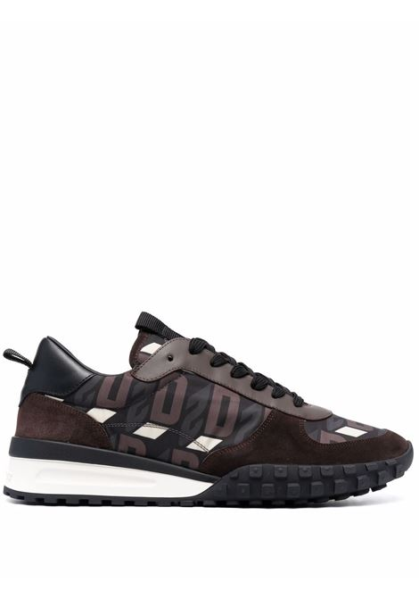 Sneakers multicolore DSQUARED | SNM0198213043655080