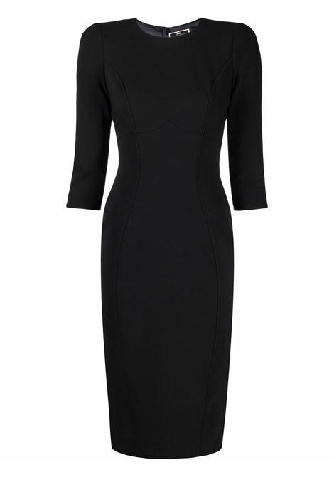 Black dress ELISABETTA FRANCHI | AB01816E2110