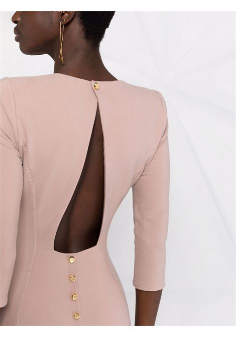 Pink dress ELISABETTA FRANCHI | AB01816E2Q83