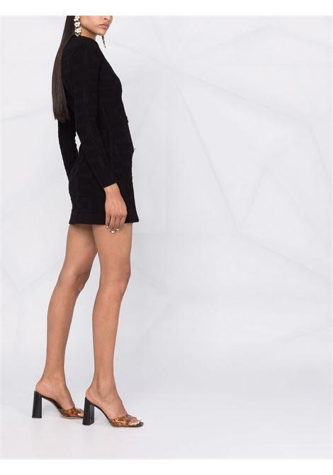 Black dress ELISABETTA FRANCHI | AM23S16E2110