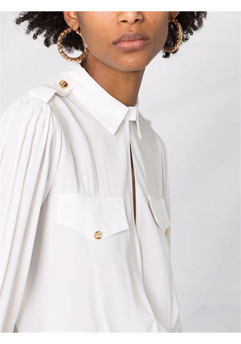 Camicia/Body bianca ELISABETTA FRANCHI | CB00116E2360