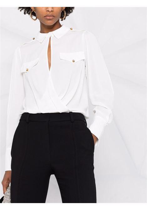 Camicia/Body bianca ELISABETTA FRANCHI   BODY   CB00116E2360