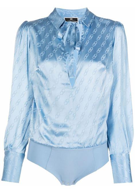Body blu ELISABETTA FRANCHI | CB00518E2Q80