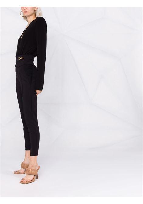 Pantalone nero ELISABETTA FRANCHI   PA37816E2110
