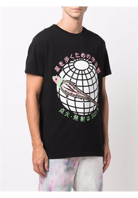 T-shirt nera ENTERPRISE JAPAN | BB1335TX19022222EJT05BLACK