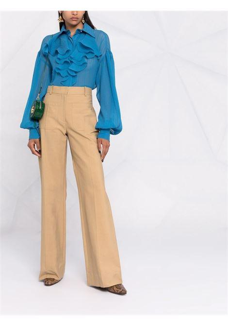 Blue shirt ETRO | SHIRTS | 183550569250