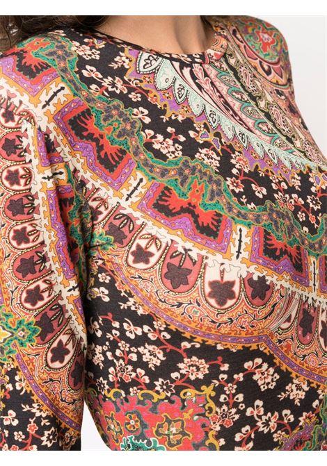 Maglia multicolore ETRO | 1851451691