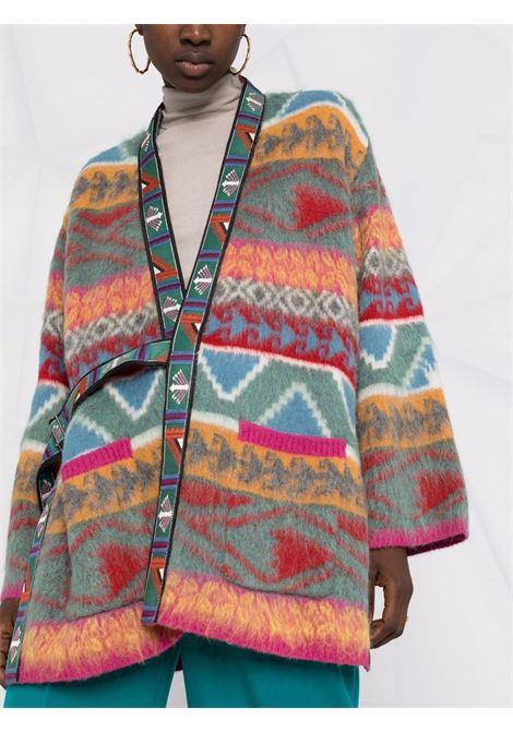 Cardigan multicolore ETRO | 1869291538000
