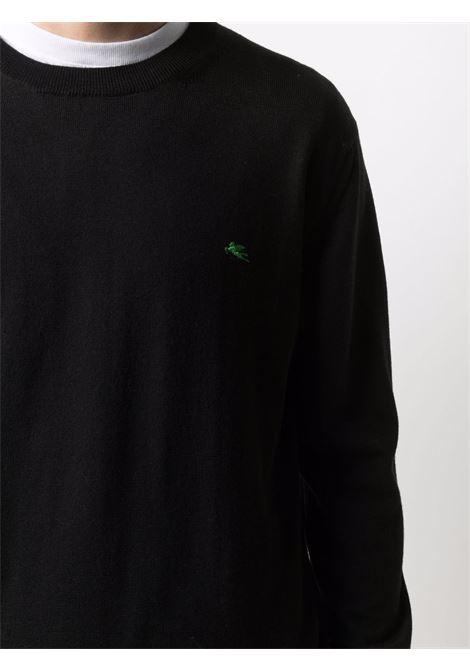 Maglione nero ETRO | MAGLIONE | 1M50097511