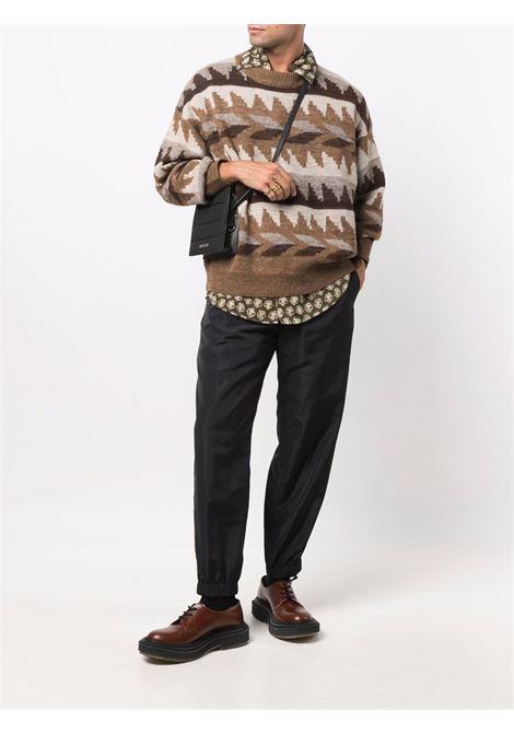 Pantalone nero ETRO | 1W70688371