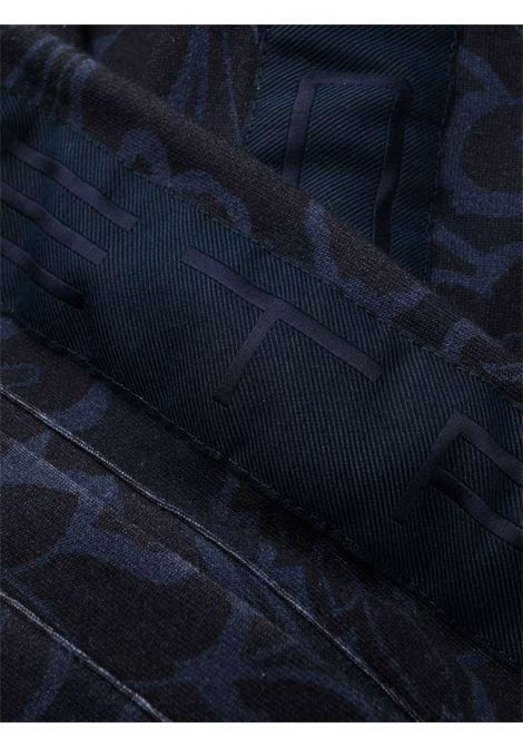 Pantalone blu ETRO | PANTALONI | 1Y1039678200