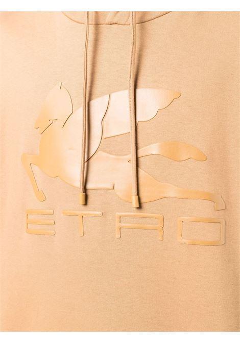 Felpa marrone ETRO | FELPE | 1Y9609720800