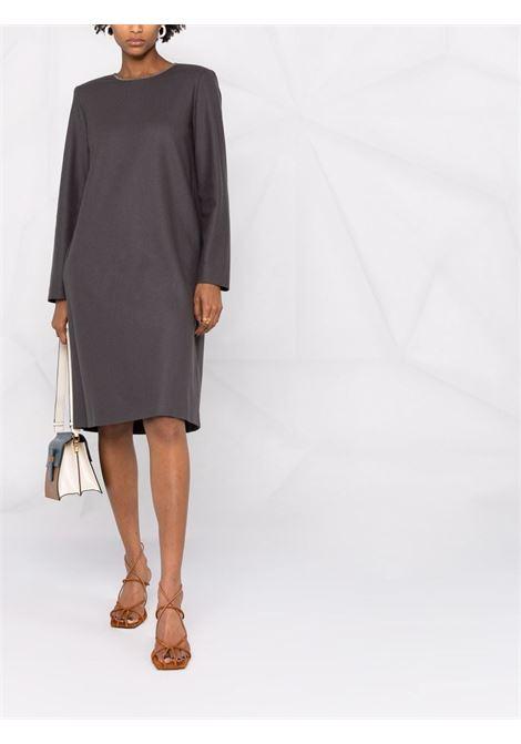 Grey dress FABIANA FILIPPI | DRESS | ABD221W173D1965123