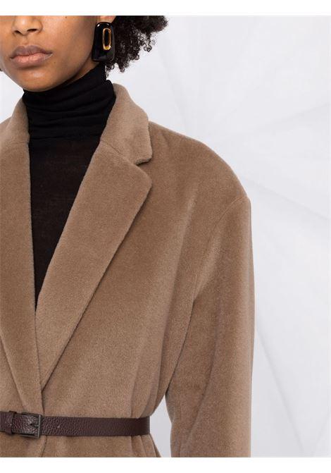 Beige coat FABIANA FILIPPI | COAT | CTD221W234D2980122