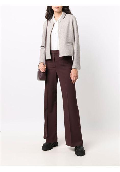 Grey jacket FABIANA FILIPPI   GCD221W196F516VR1