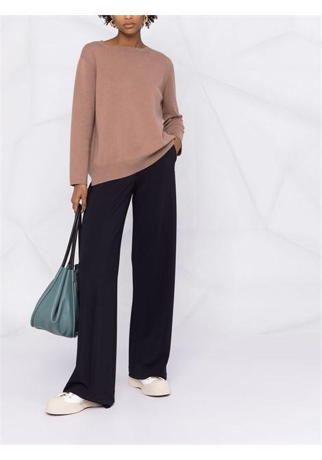 Brown jumper FABIANA FILIPPI | SWEATER | MAD221W018F4551233