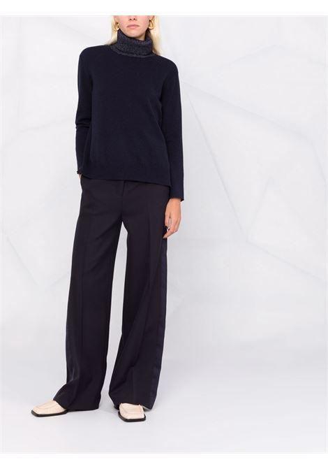 Blue jumper FABIANA FILIPPI | SWEATER | MAD221W019F4555131