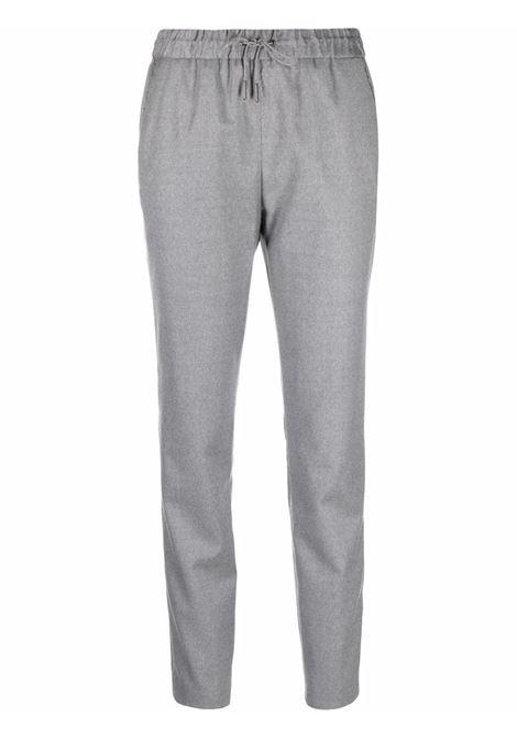 Grey track trousers FABIANA FILIPPI | TROUSERS | PAD221W348D1868132