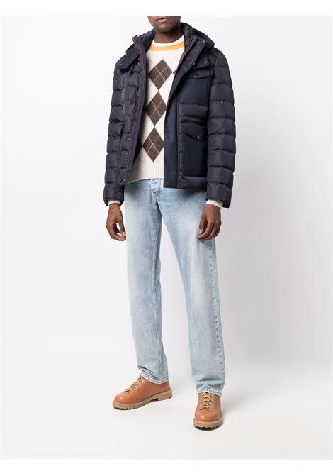 Blue jacket FAY   NAM32430120PFWU809