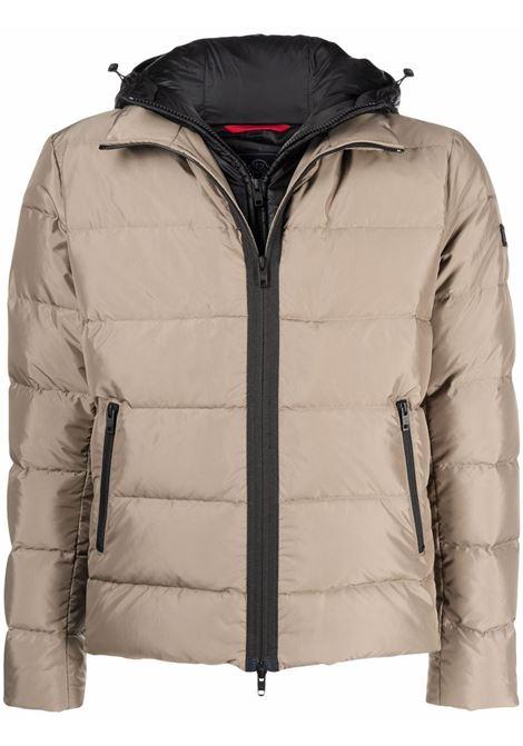 Green padded jacket FAY   NAM32430270TPRS405