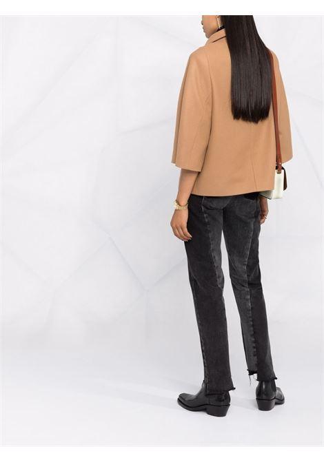 Beige jacket FAY | JACKETS | NAW12434490SGLC811