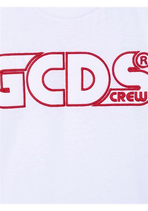 T-shirt bianca GCDS KIDS | 028491001