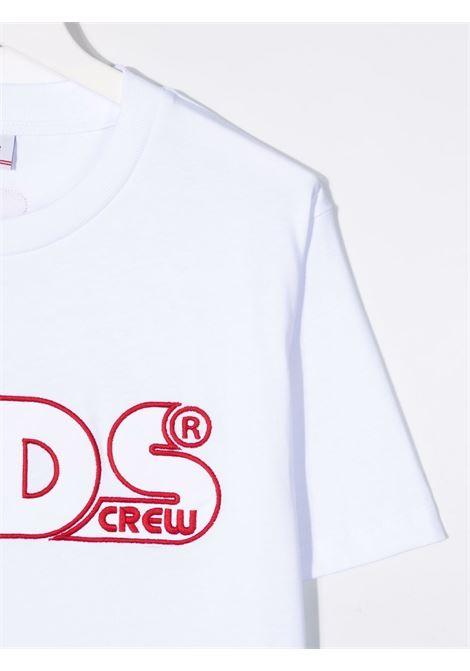 T-shirt bianca GCDS KIDS | 028491T001