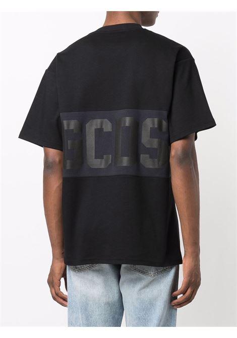 Black t-shirt GCDS | T-SHIRT | CC94M02150102