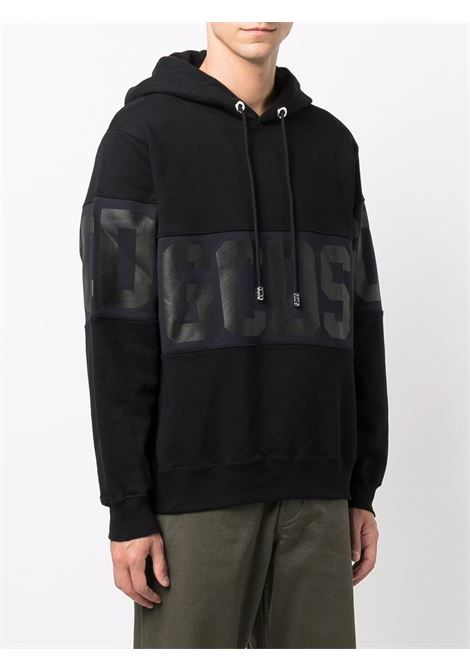 Black sweatshirt GCDS | SWEATSHIRTS | CC94M02150302