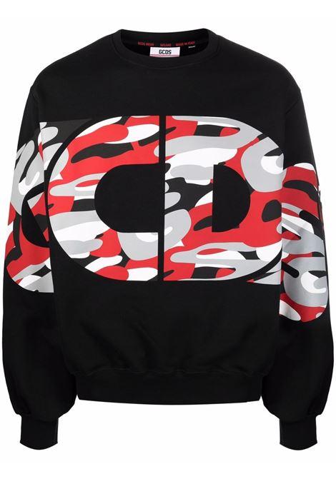 Black sweatshirt GCDS | SWEATSHIRTS | CC94M02150802