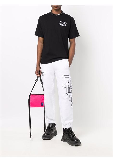 Black t-shirt GCDS | T-SHIRT | CC94M02150902