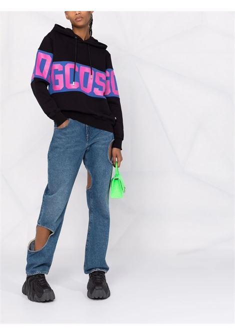 Black sweatshirt GCDS | CC94M02153002