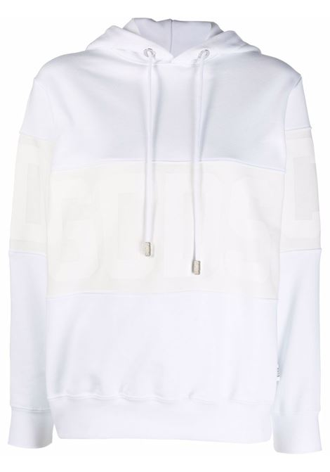 White sweatshirt GCDS | CC94W02050101