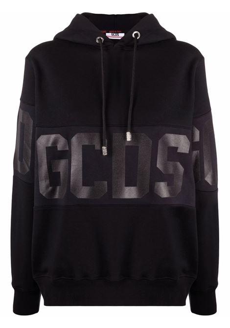 Black sweatshirt GCDS | CC94W02050102