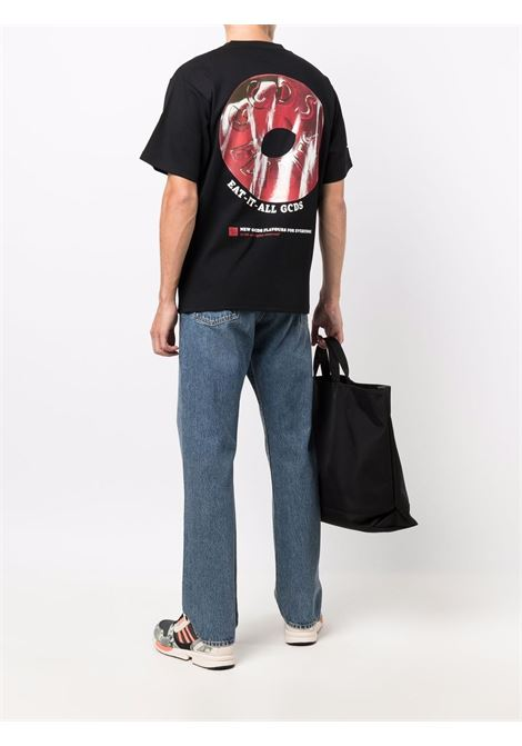 T-shirt GCDS | FW22M02005402