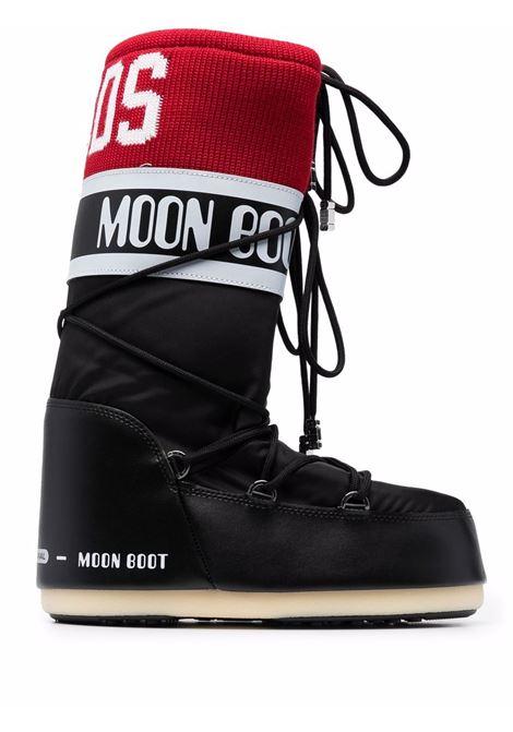 Stivali rosso/bianco/nero GCDS | MB22U01000102