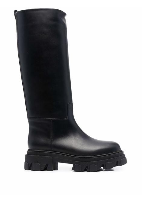 Black boots GIA BORGHINI | PERNI07B10121BLACK