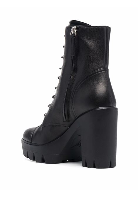Black boots GIUSEPPE ZANOTTI | BOOTS | I070008008