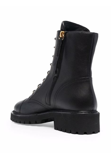 Black boots GIUSEPPE ZANOTTI | BOOTS | I070010012