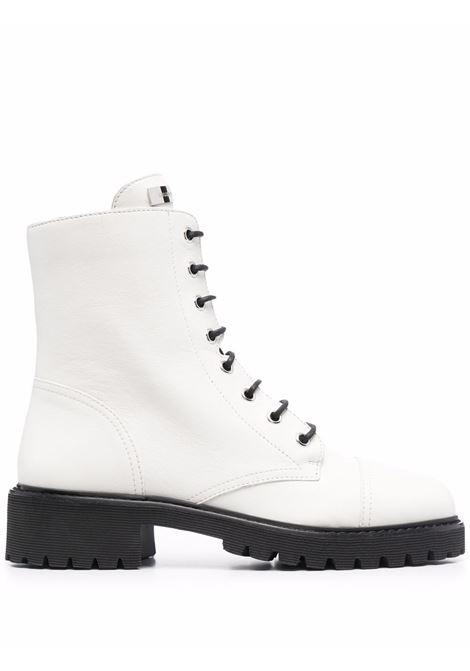 White boots GIUSEPPE ZANOTTI | BOOTS | I070010019