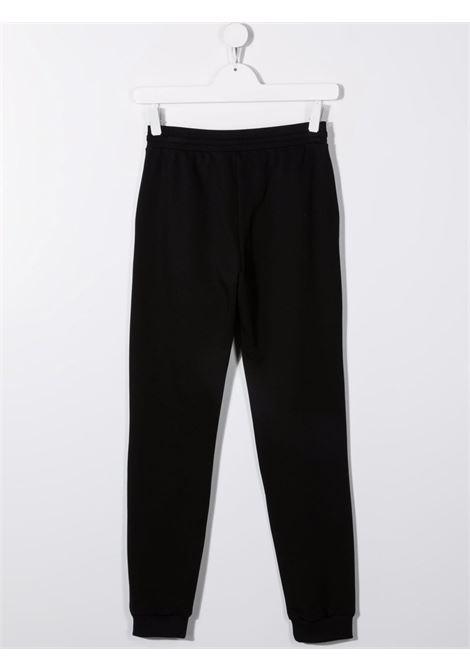 Pantalone nero GIVENCHY KIDS | PANTALONI | H1413109B
