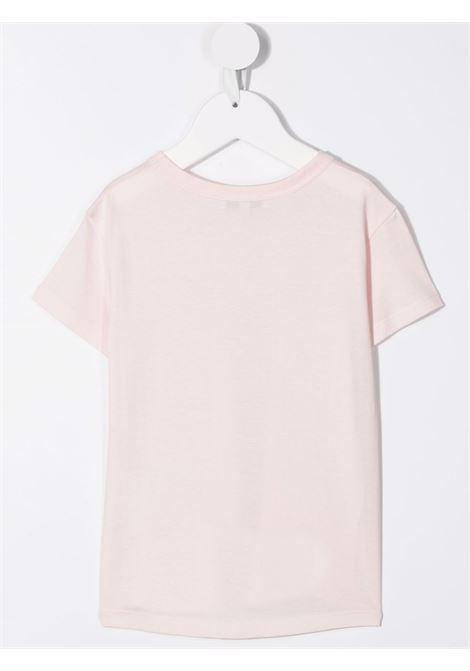 T-shirt rosa GIVENCHY KIDS | T-SHIRT | H1521445S
