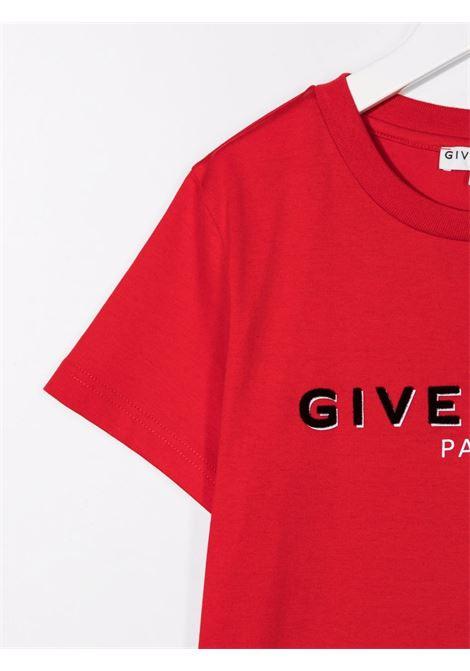 T-shirt GIVENCHY KIDS   H25281991