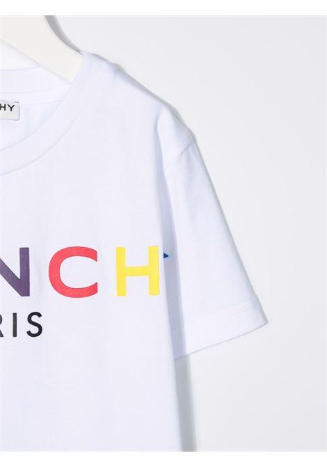 T-shirt GIVENCHY KIDS   H2528610B