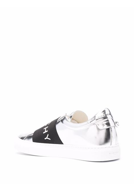 Silver sneakers GIVENCHY | SNEAKERS | BH0003H0XL040