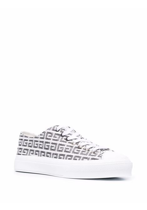 Sneakers bianca/nero GIVENCHY | BH0050H0VC004