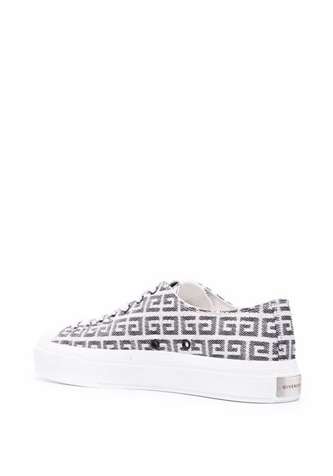 Sneakers bianca/nero GIVENCHY   SNEAKERS   BH0050H0VC004
